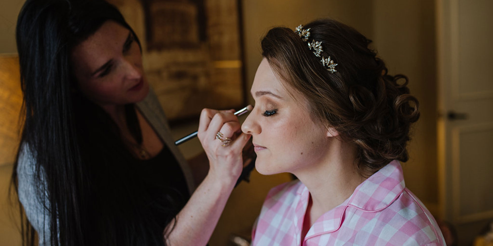Carolanne Armstrong Surrey Wedding Bridal Make Up Artist Hair Stylist 3